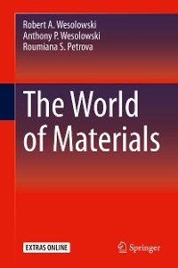 Cover The World of Materials
