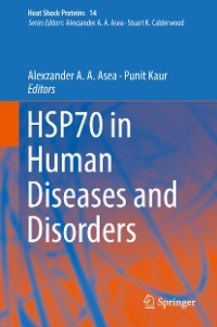 Cover HSP70 in Human Diseases and Disorders