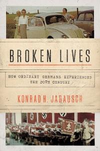 Cover Broken Lives