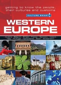 Cover Western Europe - Culture Smart!