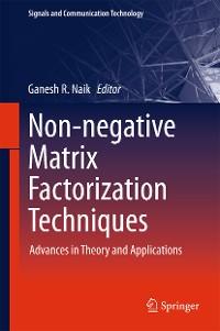 Cover Non-negative Matrix Factorization Techniques