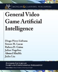 Cover General Video Game Artificial Intelligence