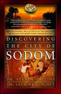Cover Discovering the City of Sodom