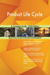 Cover Product Life Cycle A Complete Guide - 2020 Edition