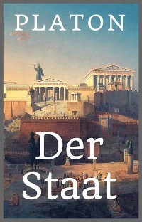 Cover Platon - Der Staat