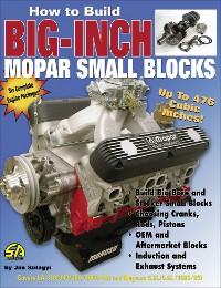 Cover How to Build Big-Inch Mopar Small-Blocks
