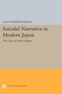 Cover Suicidal Narrative in Modern Japan