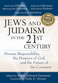 Cover Jews and Judaism in 21st Century