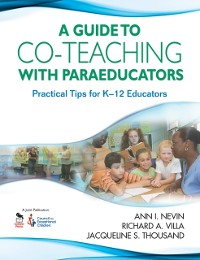 Cover Guide to Co-Teaching With Paraeducators