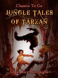 Cover Jungle Tales of Tarzan