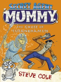 Cover Secret Agent Mummy