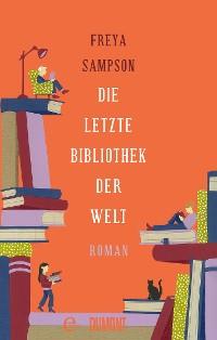 Cover Die letzte Bibliothek der Welt