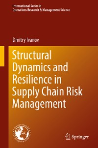 Cover Structural Dynamics and Resilience in Supply Chain Risk Management