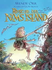 Cover Rescue on Nim's Island