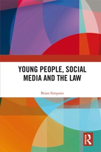 Cover Young People, Social Media and the Law