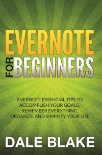 Cover Evernote For Beginners