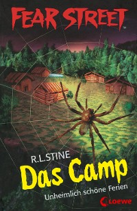 Cover Fear Street 42 - Das Camp