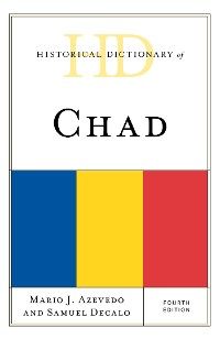 Cover Historical Dictionary of Chad