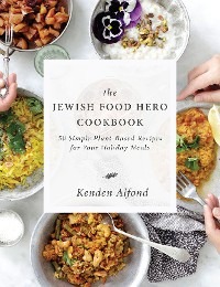 Cover The Jewish Food Hero Cookbook