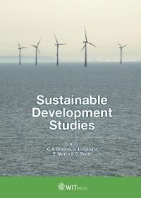 Cover Sustainable Development Studies