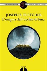 Cover L'enigma dell'occhio di luna