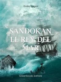 Cover Sandokan el rey del mar