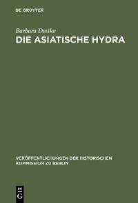 Cover Die asiatische Hydra