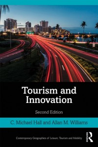 Cover Tourism and Innovation