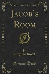 Cover Jacob's Room