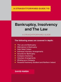 Cover Bankruptcy Insolvency and the Law