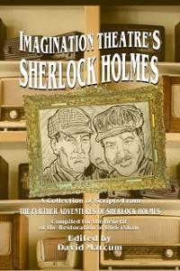 Cover Imagination Theatre's Sherlock Holmes