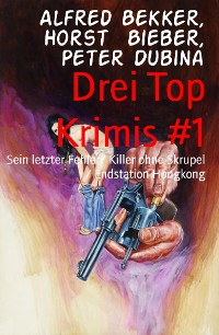 Cover Drei Top Krimis #1