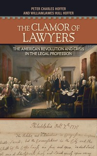 Cover The Clamor of Lawyers