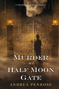 Cover Murder at Half Moon Gate