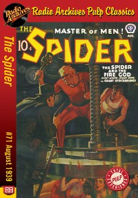 Cover The Spider eBook #71