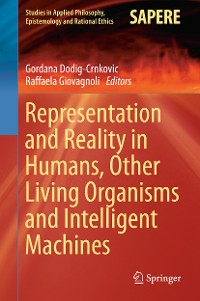 Cover Representation and Reality in Humans, Other Living Organisms and Intelligent Machines