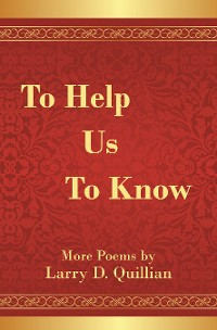 Cover To Help Us to Know