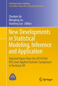 Cover New Developments in Statistical Modeling, Inference and Application