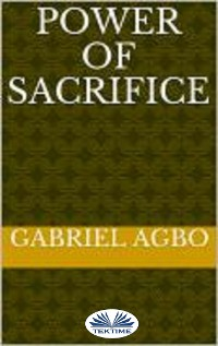 Cover Power of Sacrifice
