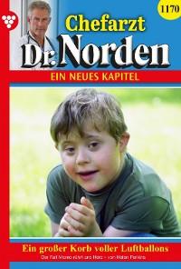 Cover Chefarzt Dr. Norden 1170 – Arztroman