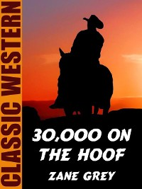 Cover 30,000 On the Hoof