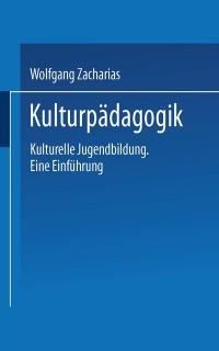 Cover Kulturpadagogik
