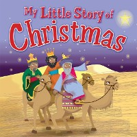 Cover My Little Story of Christmas