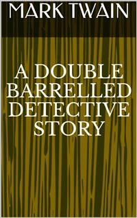 Cover A Double Barrelled Detective Story
