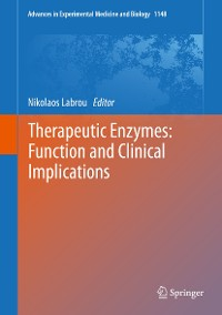 Cover Therapeutic Enzymes: Function and Clinical Implications