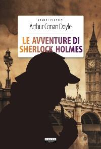 Cover Le avventure di Sherlock Holmes
