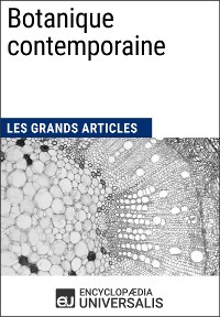 Cover Botanique contemporaine