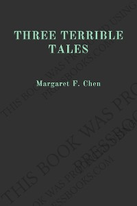 Cover Three Terrible Tales