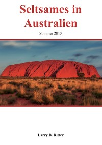 Cover Seltsames in Australien