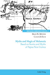 Cover Myths and Magic of Melanesia